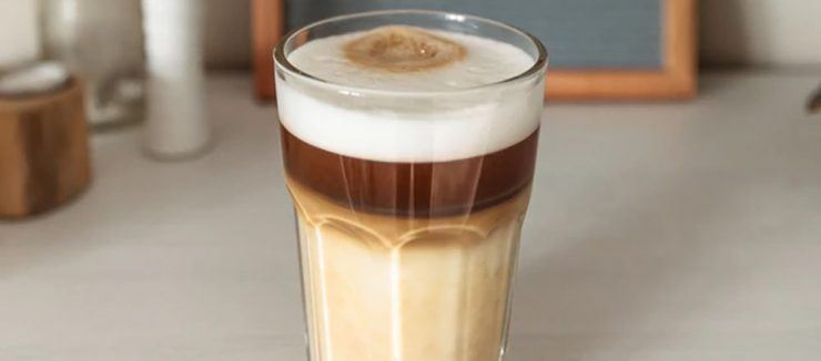The Latte is a Competitive Cuppa