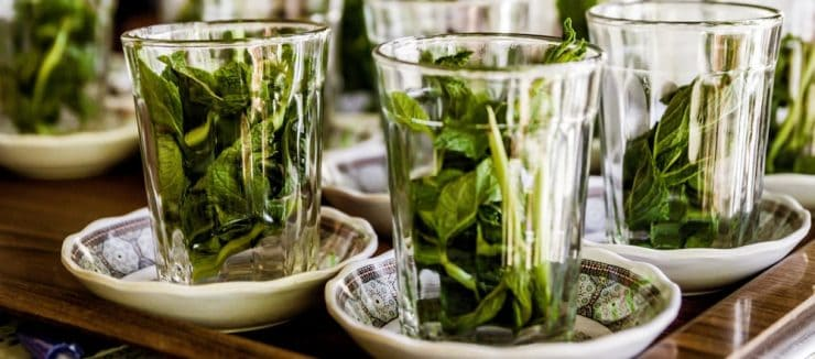 What is Moroccan Mint Tea?